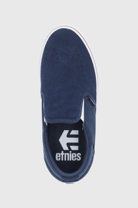 námořnická modř Etnies - Kožené tenisky Marana