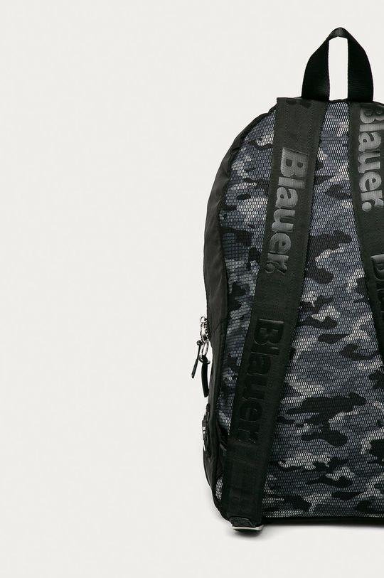 Blauer - Plecak Materiał tekstylny