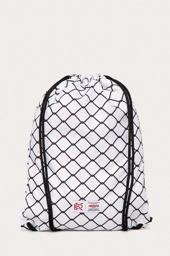 biały Prosto - Plecak Unisex