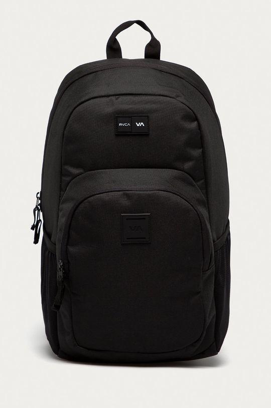 czarny RVCA - Plecak Unisex