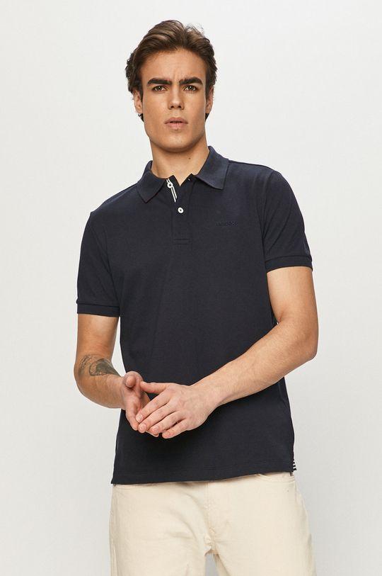 námořnická modř Geox - Polo tričko Pánský