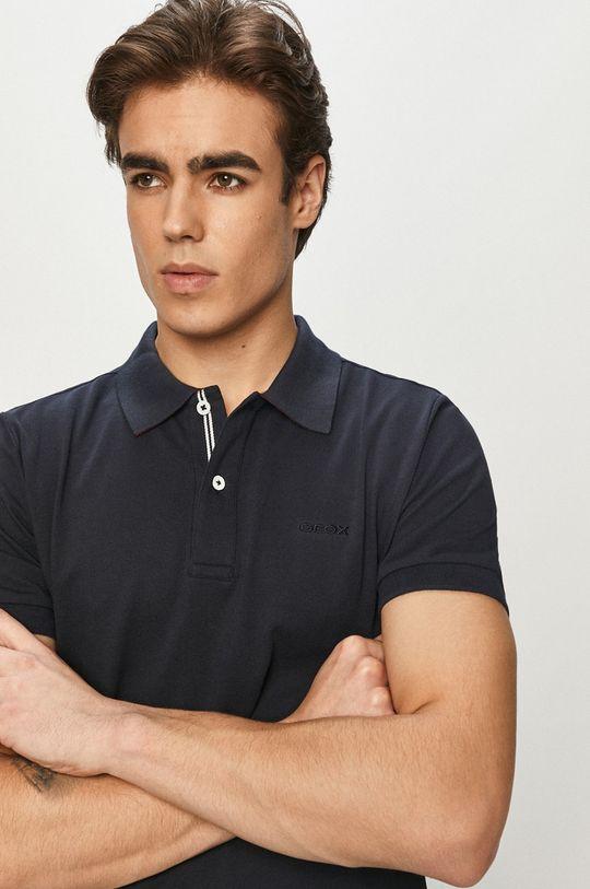 námořnická modř Geox - Polo tričko