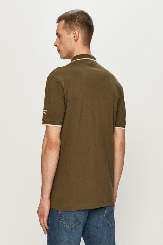 Cross Jeans - Polo tričko  100% Bavlna