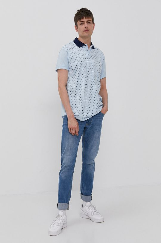 Lee Cooper - Polo tričko modrá