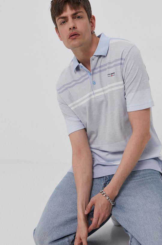 niebieski Lee Cooper - Polo
