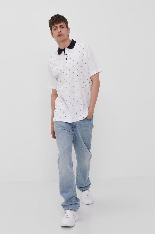 Lee Cooper - Polo biały