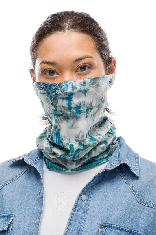 Buff - Šál komín SUMI AQUA  5% Elastan, 95% Recyklovaný polyester