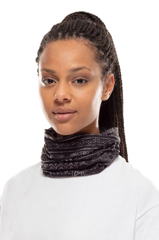 Buff - Komin Sadri Black czarny