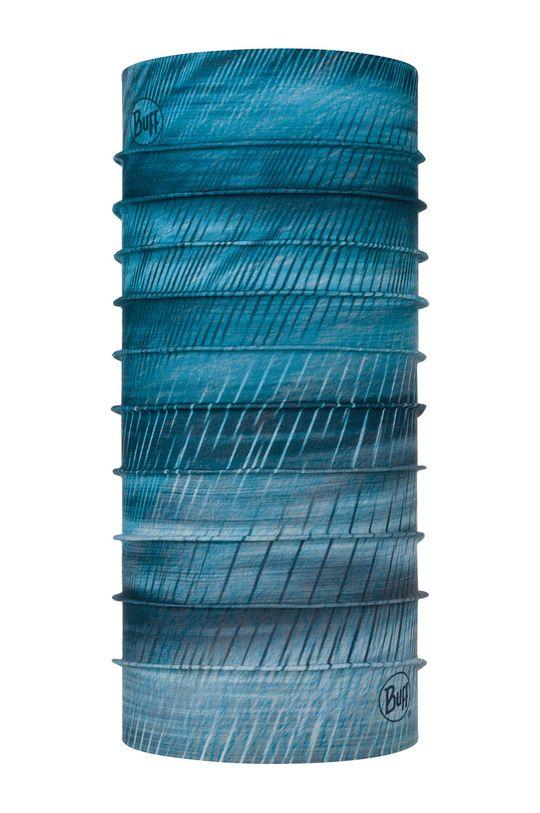 albastru Buff - Fular impletit De femei