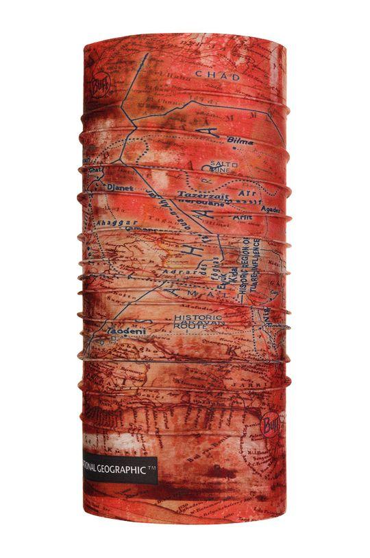 ostry czerwony Buff - Komin Nomad Rusty Męski