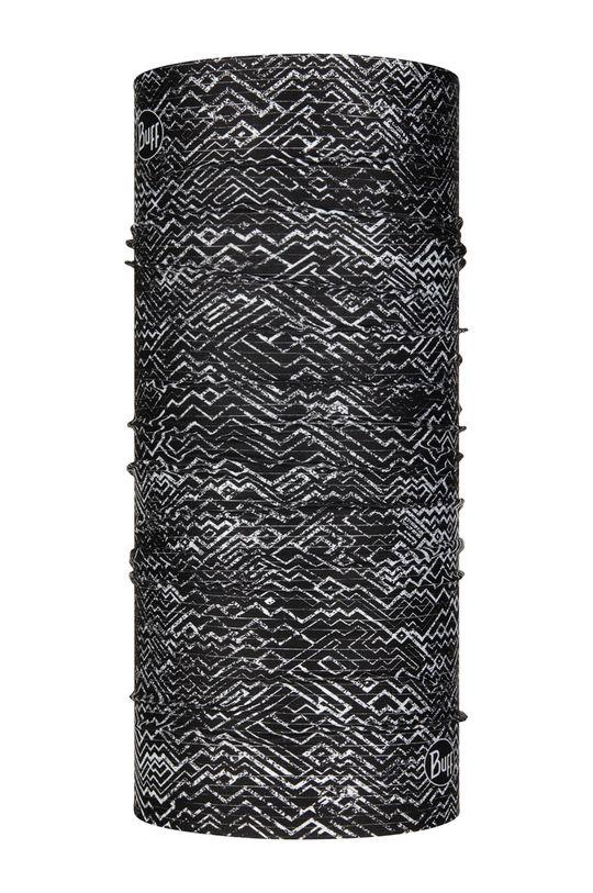 negru Buff - Fular impletit Unisex