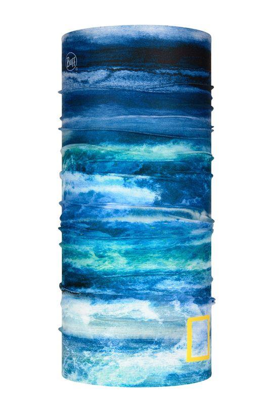 niebieski Buff - Komin Zankor Blue Unisex