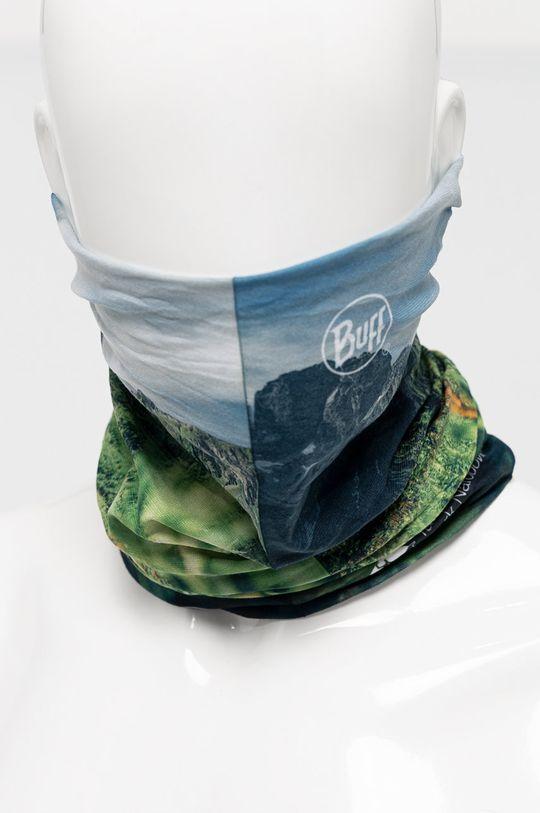 Buff - Komin HALA GASIENICOWA 5 % Elastan, 95 % Poliester z recyklingu