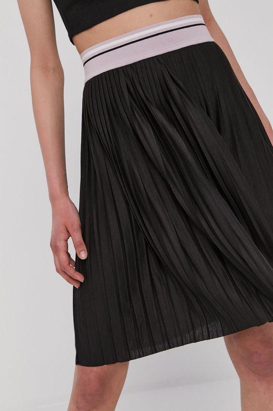czarny Volcom - Spódnica