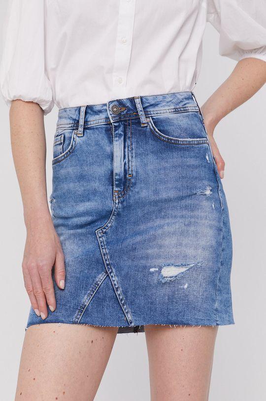 niebieski Lee Cooper - Spódnica jeansowa Damski