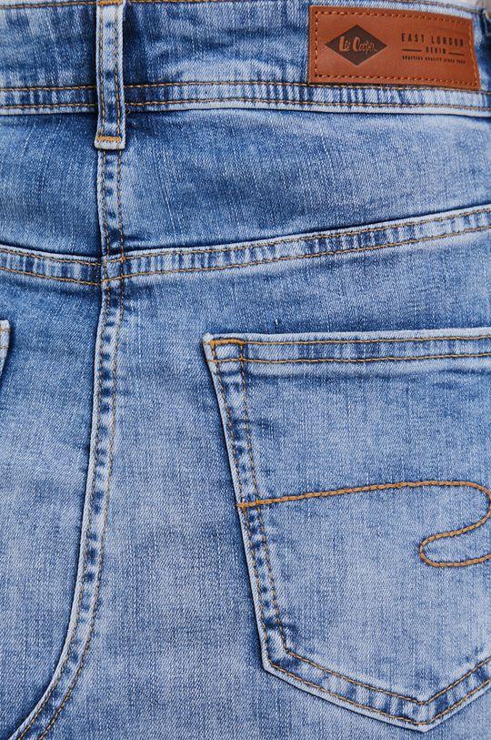 niebieski Lee Cooper - Spódnica jeansowa