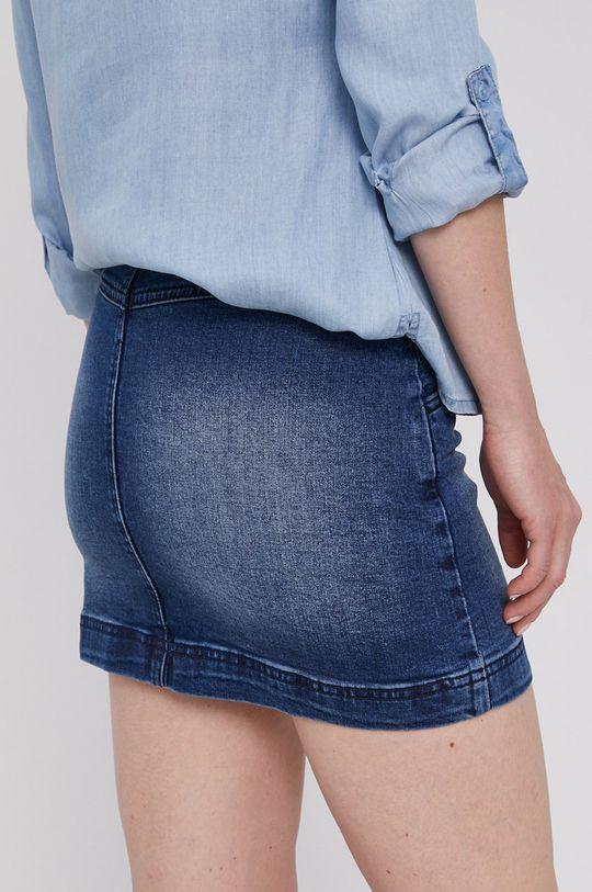 Lee Cooper - Spódnica jeansowa 99 % Bawełna, 1 % Elastan
