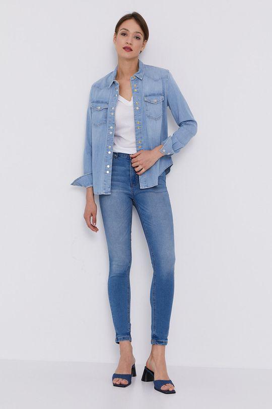 Silvian Heach - Jeansy jasny niebieski