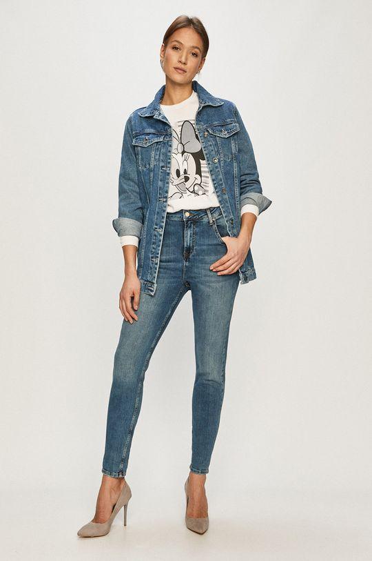 Cross Jeans - Jeansy Joyce niebieski