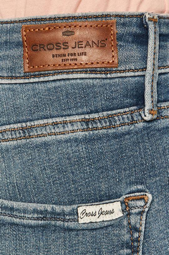 jasny niebieski Cross Jeans - Jeansy