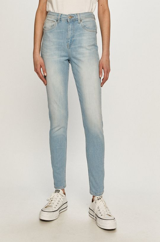 modrá Cross Jeans - Džíny Dámský