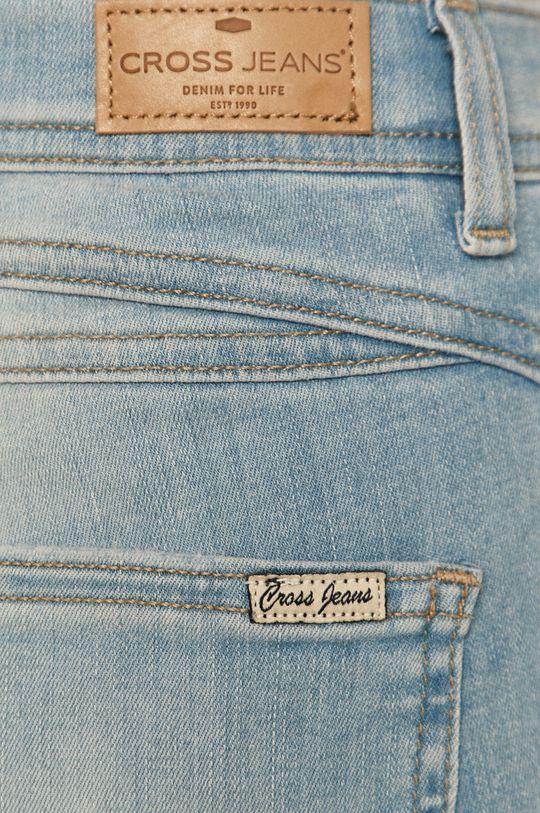 modrá Cross Jeans - Džíny