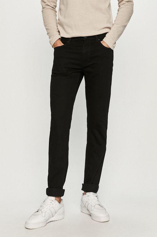 čierna Cross Jeans - Rifle Greg Pánsky
