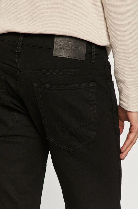 čierna Cross Jeans - Rifle Greg