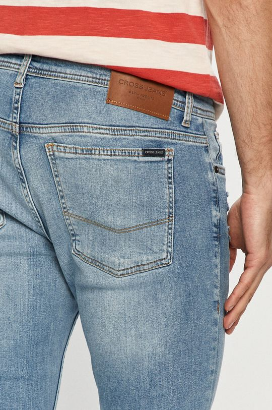 albastru Cross Jeans - Jeansi Scott