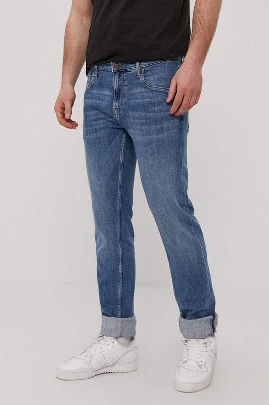 niebieski Cross Jeans - Jeansy Damien Męski