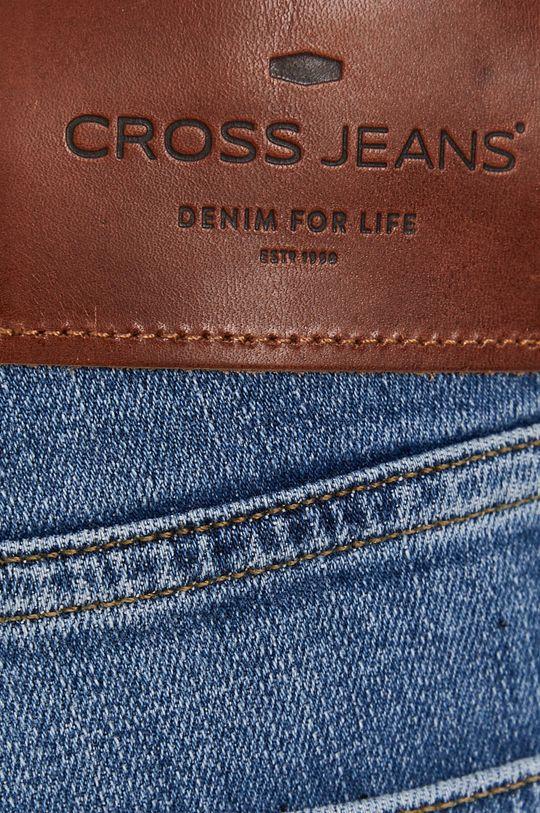 niebieski Cross Jeans - Jeansy Damien