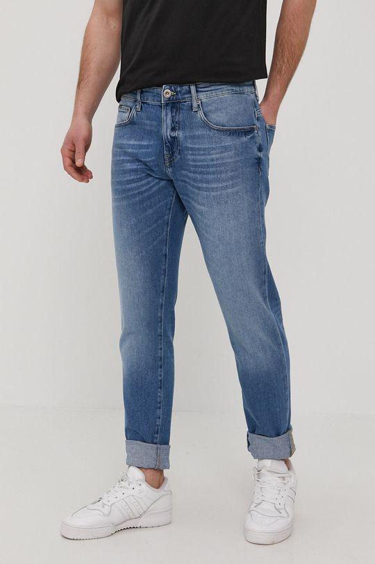 jasny niebieski Cross Jeans - Jeansy 939 Tapered Męski