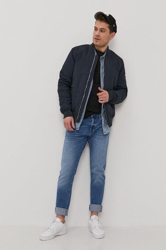 Cross Jeans - Jeansy 939 Tapered jasny niebieski