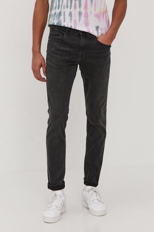 šedá Cross Jeans - Džíny Pánský