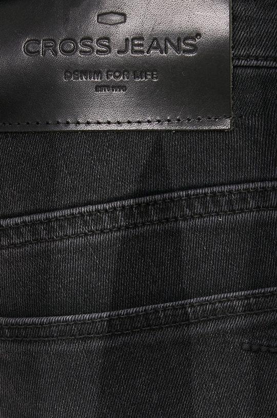 šedá Cross Jeans - Džíny