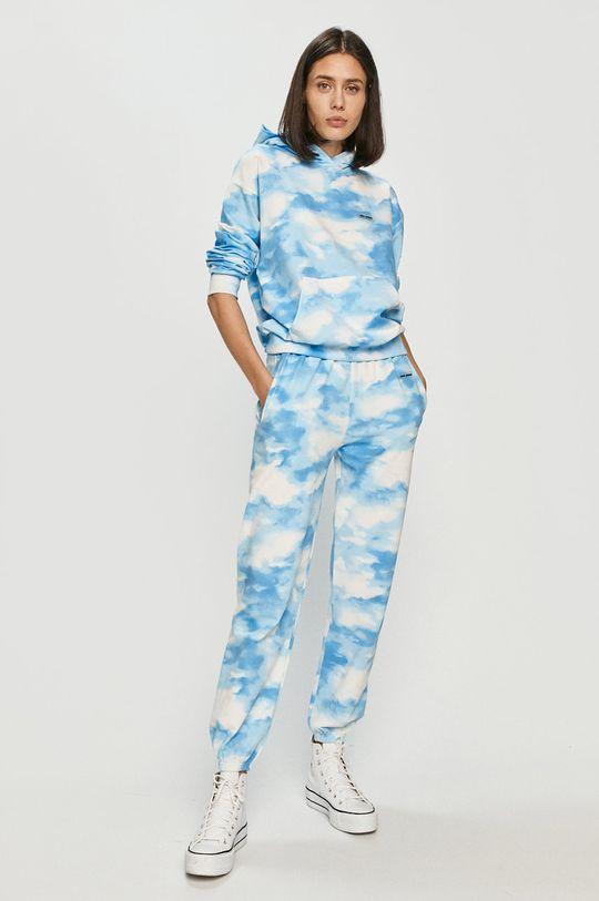 jasny niebieski Local Heroes - Spodnie