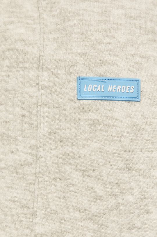 gri deschis Local Heroes - Pantaloni