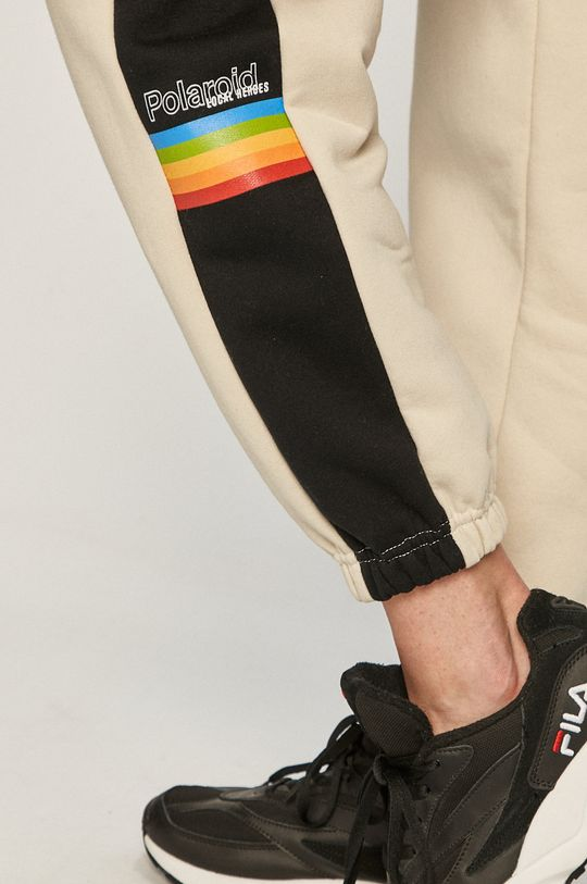 Local Heroes - Spodnie x Polaroid Damski