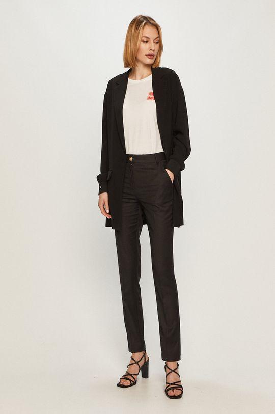 Silvian Heach - Kalhoty černá