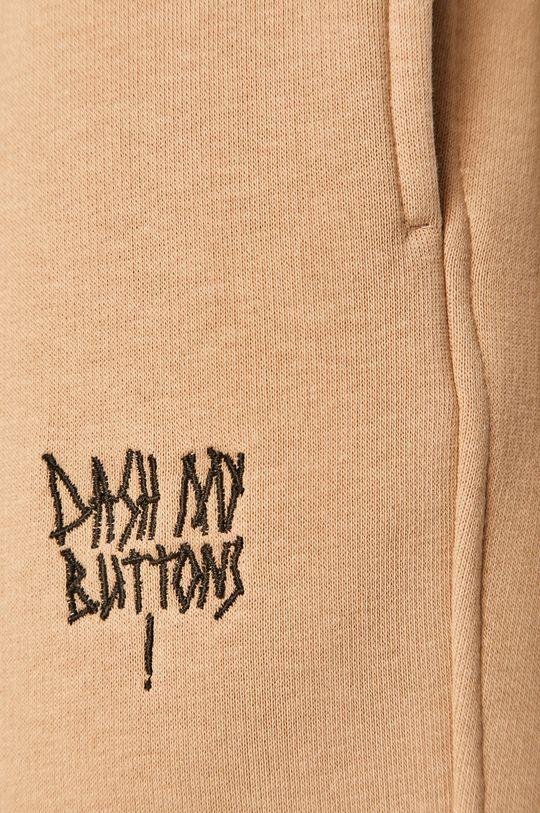 beżowy Dash My Buttons - Spodnie Hard Candy