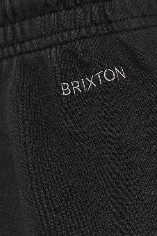 czarny Brixton - Spodnie