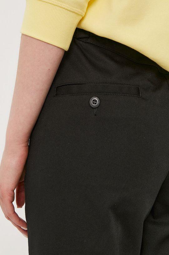 czarny Volcom - Spodnie