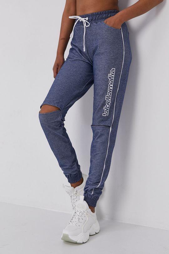 LaBellaMafia - Spodnie niebieski