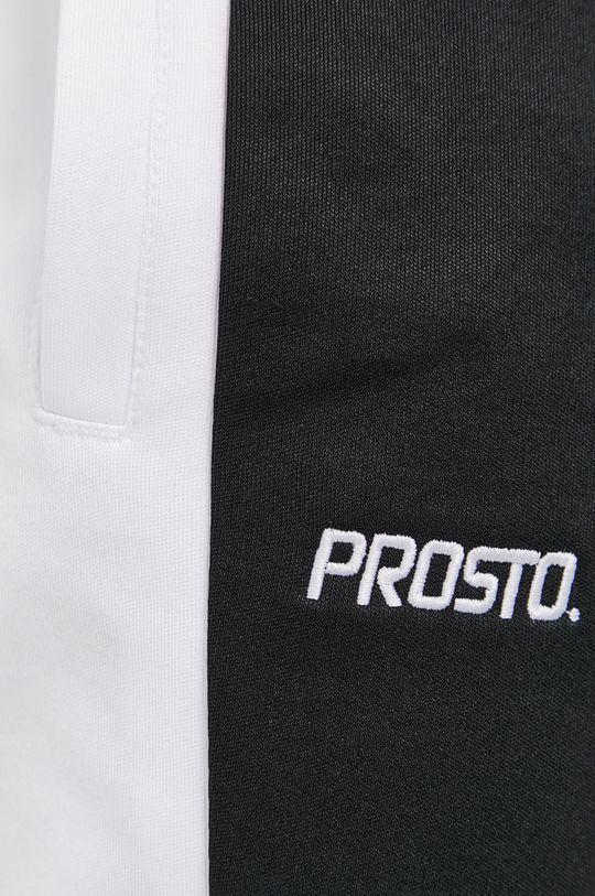 czarny Prosto - Spodnie