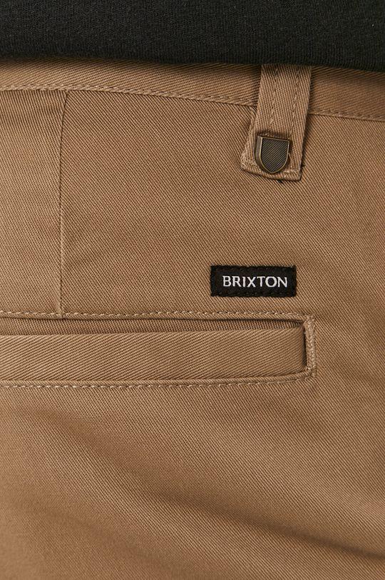 hnedá Brixton - Nohavice