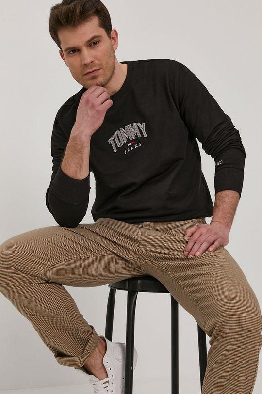 brązowy Brixton - Spodnie