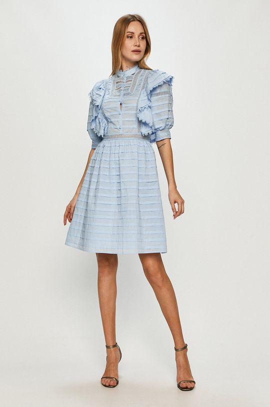 Silvian Heach - Sukienka niebieski