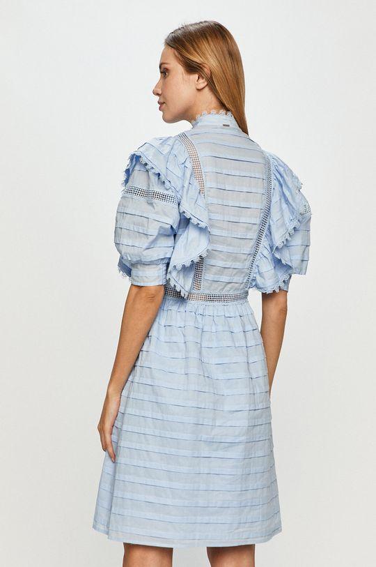 Silvian Heach - Sukienka Materiał zasadniczy: 100 % Bawełna, Wstawki: 100 % Poliester