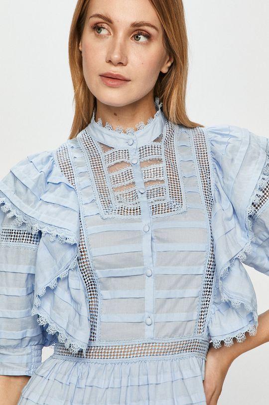 niebieski Silvian Heach - Sukienka