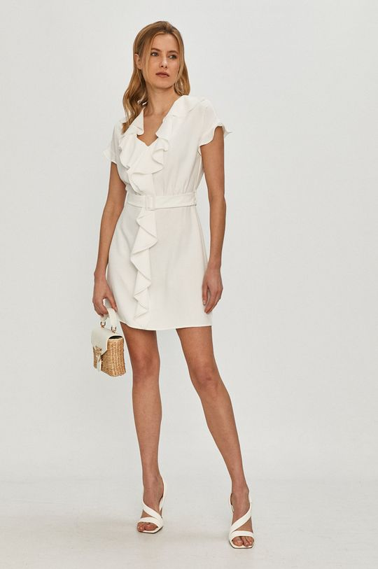 Silvian Heach - Sukienka biały